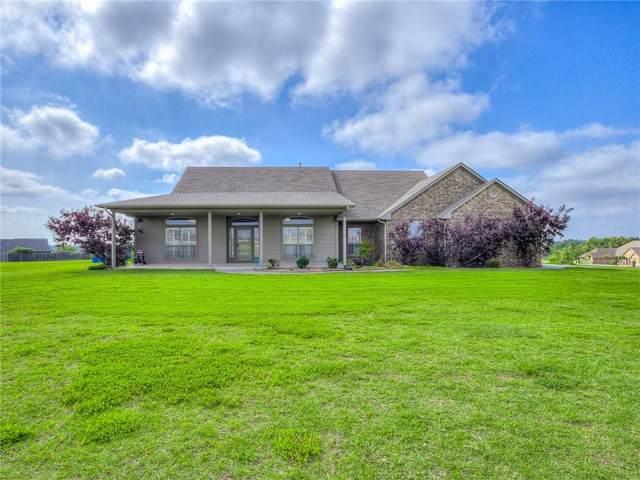 2280 County Road 1313, Blanchard, OK 73010 (MLS #961942) :: Maven Real Estate