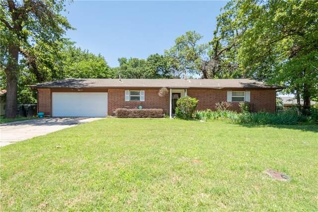 9617 NE 4th Street, Midwest City, OK 73130 (MLS #961958) :: Maven Real Estate