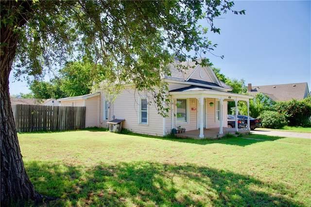 424 N Bradley Street, Weatherford, OK 73096 (MLS #961968) :: Maven Real Estate