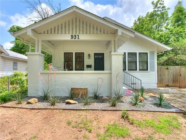 931 S Pickard Avenue, Norman, OK 73069 (MLS #961969) :: Maven Real Estate
