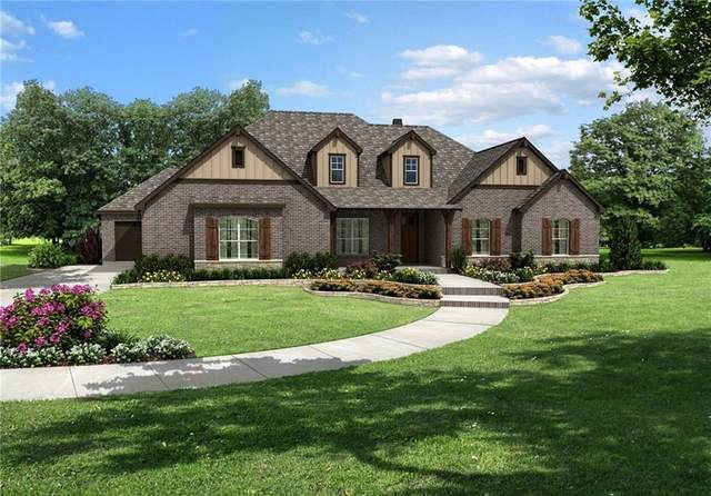 10412 NE 144th Street, Jones, OK 73049 (MLS #961976) :: Maven Real Estate