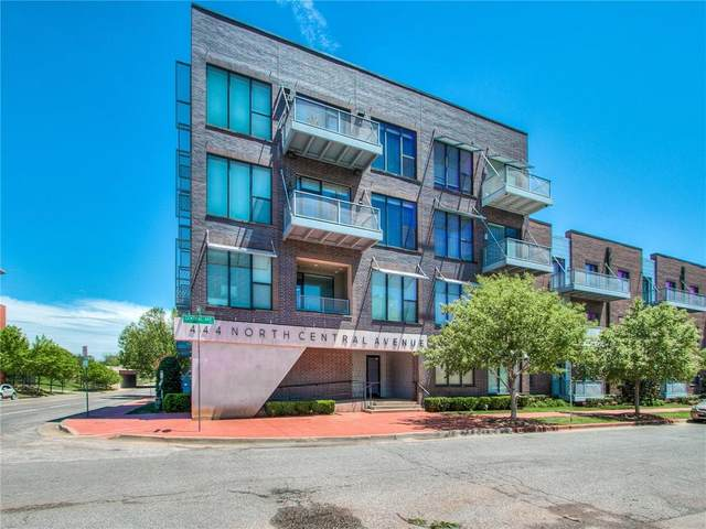 444 N Central Avenue #207, Oklahoma City, OK 73104 (MLS #961985) :: Keller Williams Realty Elite
