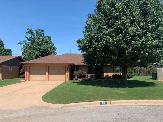 412 SW 64th Place, Oklahoma City, OK 73139 (MLS #962001) :: Maven Real Estate