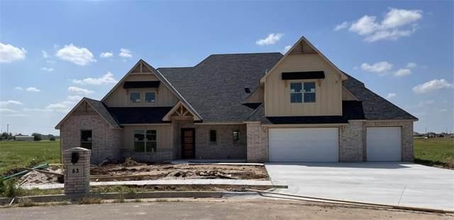 63 Orchid Court, Piedmont, OK 73078 (MLS #962004) :: Maven Real Estate