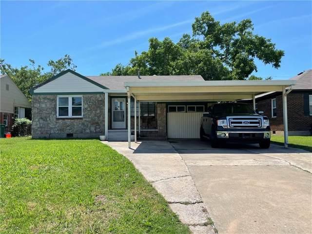 3809 N Hartford Street, Oklahoma City, OK 73112 (MLS #962012) :: ClearPoint Realty