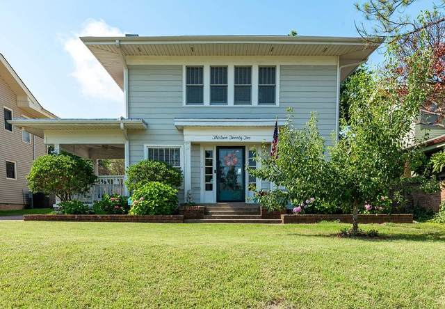 1322 NW 21st Street, Oklahoma City, OK 73106 (MLS #962020) :: The UB Home Team at Whittington Realty