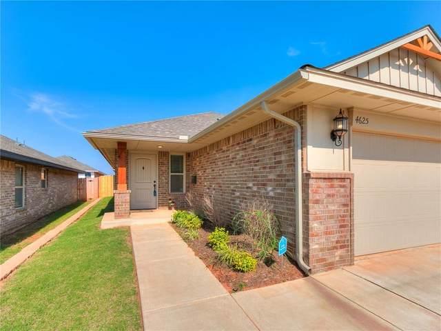 4625 Tsavo Street, Oklahoma City, OK 73179 (MLS #962027) :: Maven Real Estate
