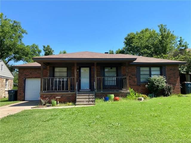 1411 Sheffield Road, Oklahoma City, OK 73120 (MLS #962047) :: ClearPoint Realty