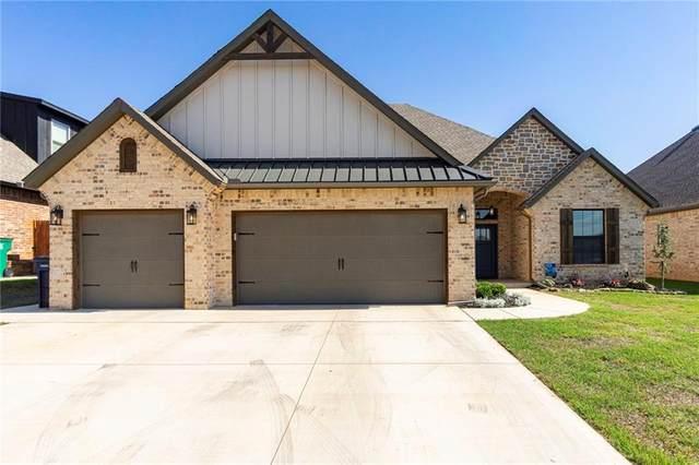 12021 SW 49th Street, Mustang, OK 73064 (MLS #962071) :: Maven Real Estate