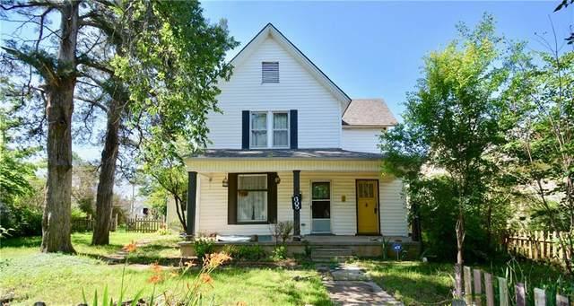605 E Mansur Avenue, Guthrie, OK 73044 (MLS #962078) :: Keller Williams Realty Elite