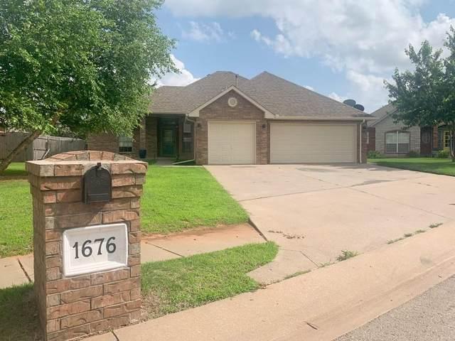 1676 Strayfox Crossing, Edmond, OK 73012 (MLS #962084) :: Maven Real Estate