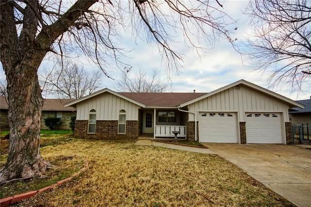 1622 Wind Hill Road, Norman, OK 73071 (MLS #962085) :: Maven Real Estate
