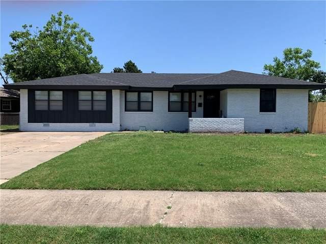 4600 N Warren Avenue, Oklahoma City, OK 73112 (MLS #962087) :: ClearPoint Realty