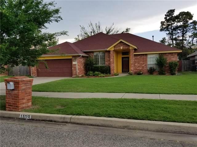 1109 Melisa Drive, Norman, OK 73071 (MLS #962105) :: Maven Real Estate