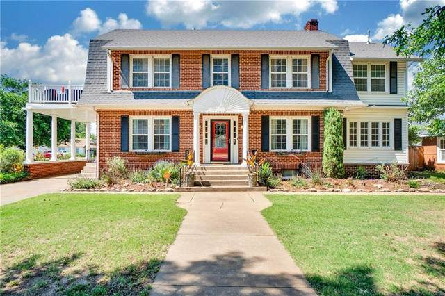 505 W Lincoln Street, Mangum, OK 73554 (MLS #962107) :: Sold by Shanna- 525 Realty Group