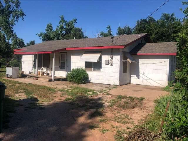 5108 S Lindsay Avenue, Oklahoma City, OK 73129 (MLS #962109) :: ClearPoint Realty