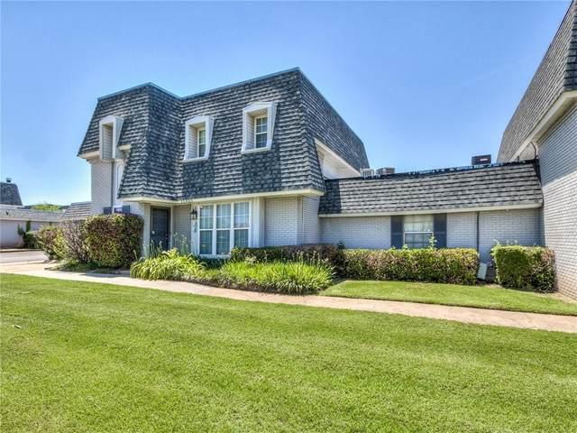 11403 N May Avenue, Oklahoma City, OK 73120 (MLS #962127) :: Maven Real Estate