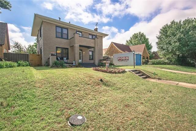 1009 Jefferson Place, Shawnee, OK 74801 (MLS #962139) :: The UB Home Team at Whittington Realty