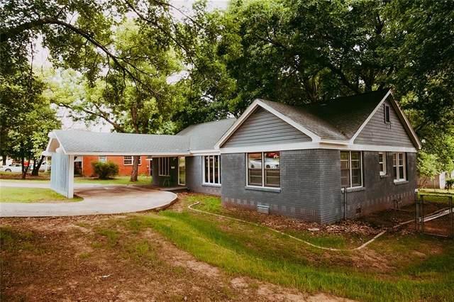 113 Memory Lane, Pauls Valley, OK 73075 (MLS #962162) :: Homestead & Co