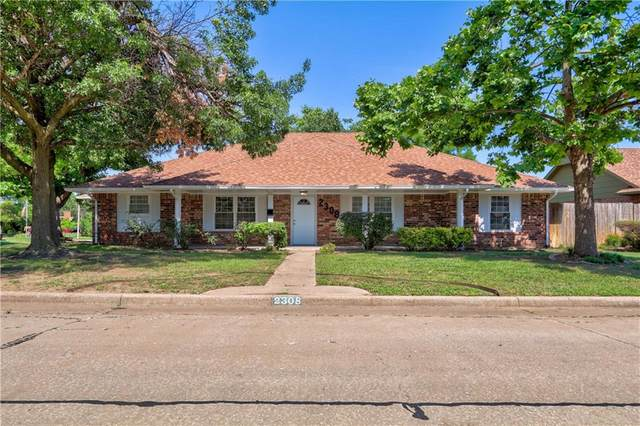 2308 Fox Avenue, Moore, OK 73160 (MLS #962164) :: Maven Real Estate