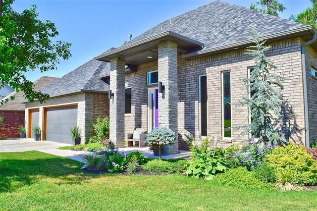 223 N Willow Terrace, Mustang, OK 73064 (MLS #962168) :: Maven Real Estate
