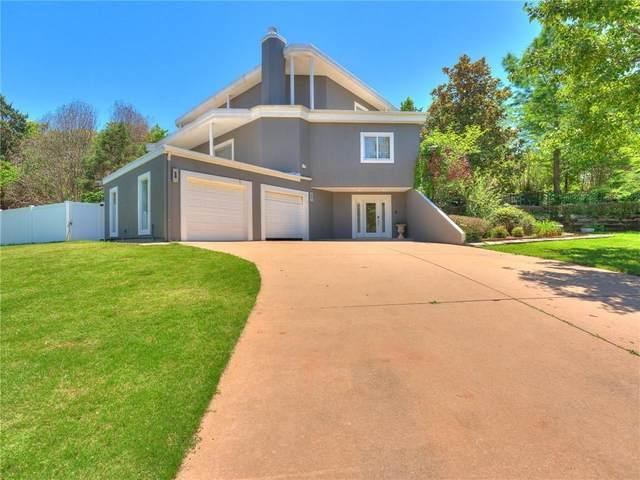 5100 Burr Oaks Road, Oklahoma City, OK 73105 (MLS #962188) :: The UB Home Team at Whittington Realty