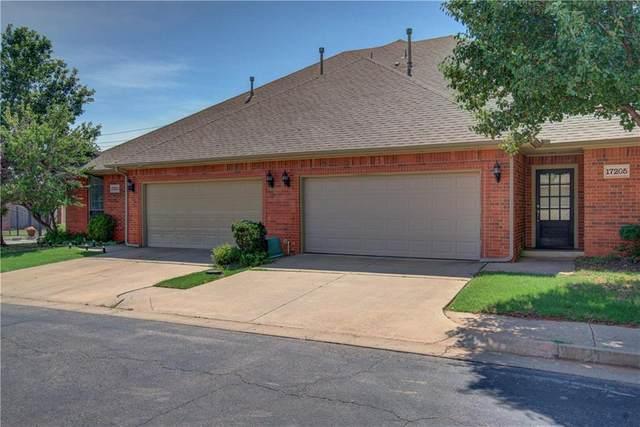 17201 Cedar Drive, Oklahoma City, OK 73012 (MLS #962191) :: The UB Home Team at Whittington Realty