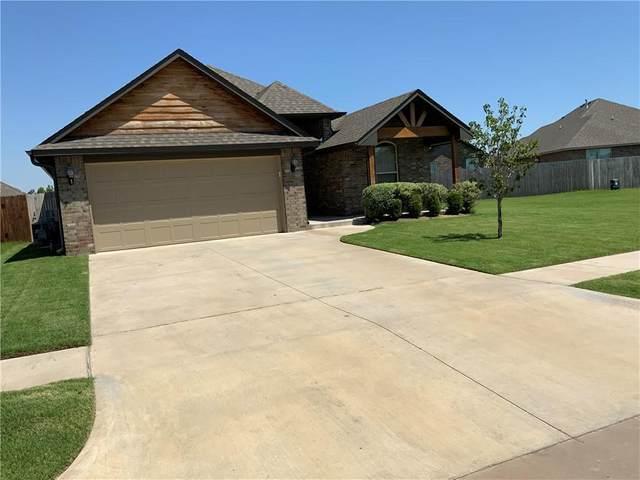 9933 SW 22nd Street, Yukon, OK 73099 (MLS #962193) :: Maven Real Estate