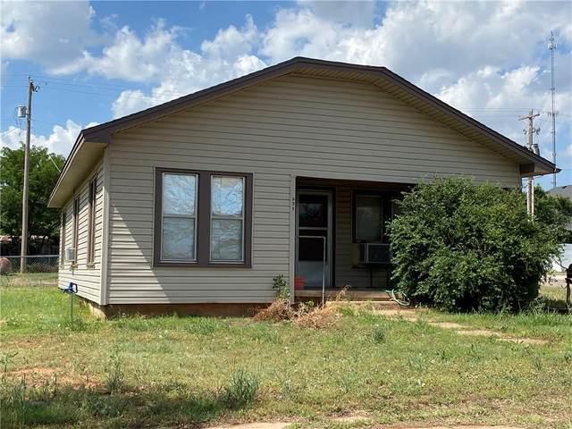 421 E Broadway Street, Leedey, OK 73654 (MLS #962196) :: Meraki Real Estate