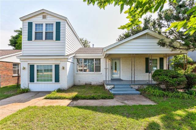 1805 Sheffield Road, Oklahoma City, OK 73120 (MLS #962221) :: Homestead & Co
