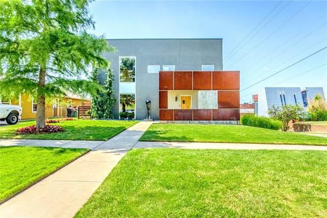 834 NW 7th Street, Oklahoma City, OK 73106 (MLS #962245) :: The UB Home Team at Whittington Realty