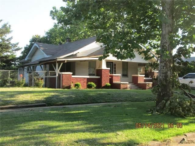 424 W Adams Street, Purcell, OK 73080 (MLS #962247) :: Erhardt Group at Keller Williams Mulinix OKC