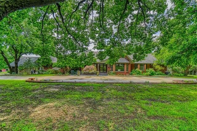 1610 S Walnut Street, Pauls Valley, OK 73075 (MLS #962260) :: Maven Real Estate