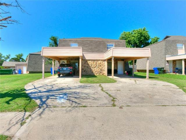 1701 Beaumont Drive, Norman, OK 73071 (MLS #962325) :: Your H.O.M.E. Team