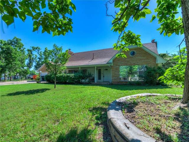 5220 S Sage Avenue, Oklahoma City, OK 73109 (MLS #962383) :: Erhardt Group at Keller Williams Mulinix OKC