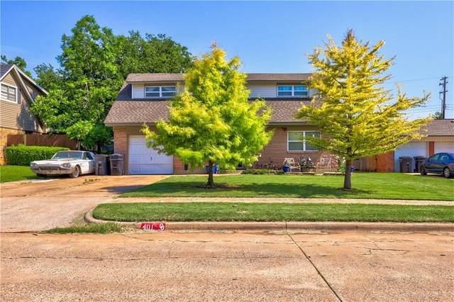401 NE 18th Street, Moore, OK 73160 (MLS #962416) :: Homestead & Co