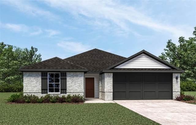 11621 SW 41st Terrace, Oklahoma City, OK 73064 (MLS #962433) :: Erhardt Group at Keller Williams Mulinix OKC