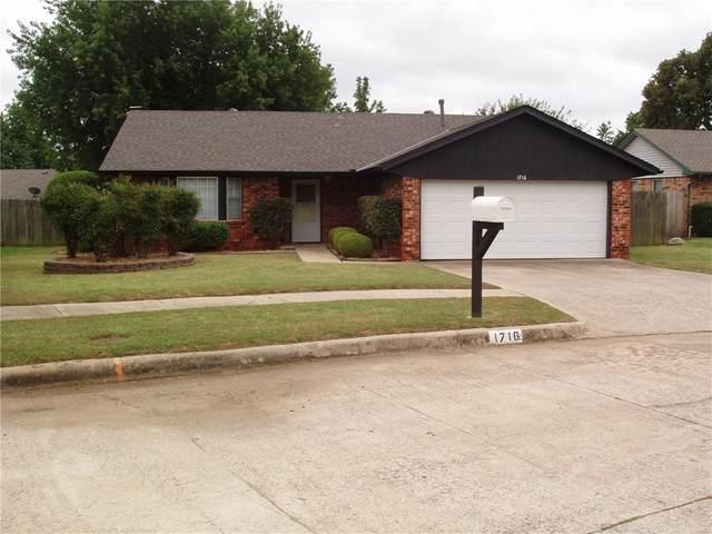 1716 Sandalwood Drive, Norman, OK 73071 (MLS #962451) :: Your H.O.M.E. Team