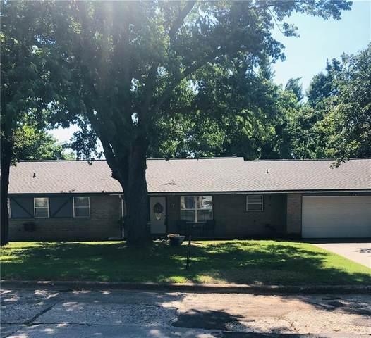 1013 Oak Park Drive, Choctaw, OK 73020 (MLS #962460) :: Homestead & Co