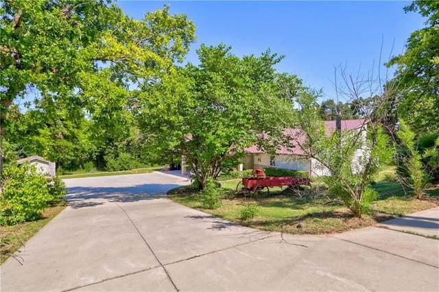 4404 Keen Oaks Drive, Oklahoma City, OK 73150 (MLS #962520) :: The UB Home Team at Whittington Realty