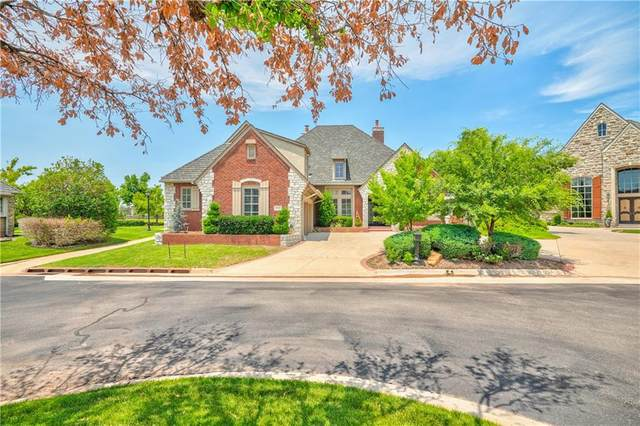 14816 Hollyhock Drive, Oklahoma City, OK 73142 (MLS #962524) :: Maven Real Estate