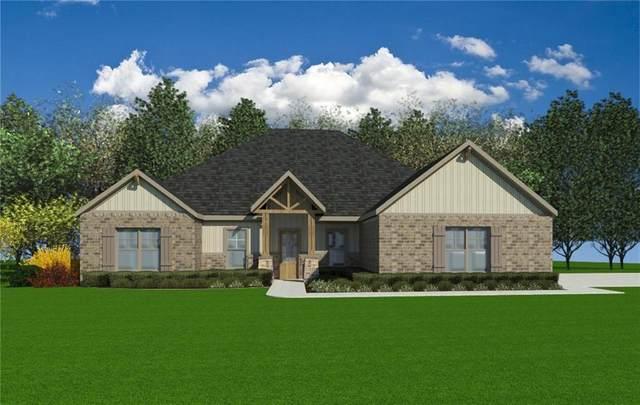 8950 Tall Oaks Drive, Guthrie, OK 73044 (MLS #962535) :: Keller Williams Realty Elite