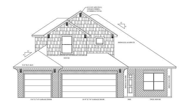 228 SW 166th Street, Oklahoma City, OK 73170 (MLS #962570) :: Homestead & Co