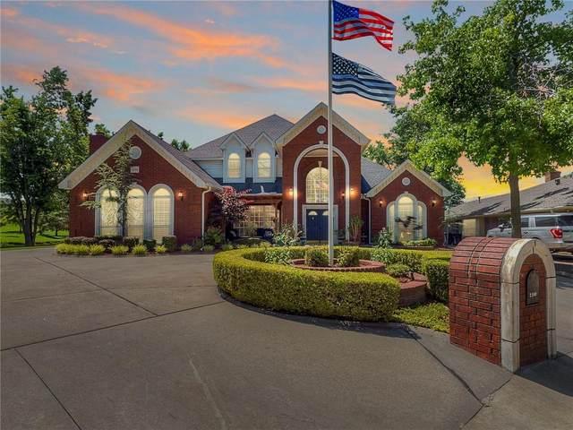 2100 Tuttington, Oklahoma City, OK 73170 (MLS #962576) :: Erhardt Group at Keller Williams Mulinix OKC