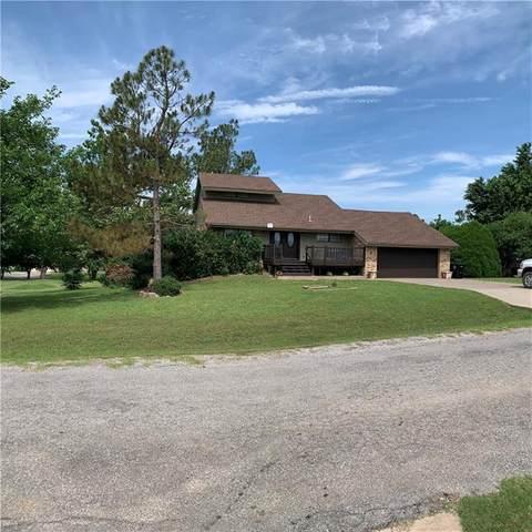 1026 W Rambling Ridge Road, Fort Cobb, OK 73038 (MLS #962686) :: Keller Williams Realty Elite
