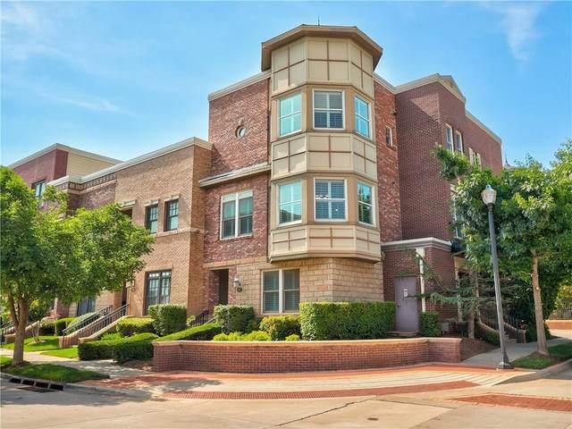 407 NE 1st Street, Oklahoma City, OK 73104 (MLS #962729) :: Erhardt Group at Keller Williams Mulinix OKC
