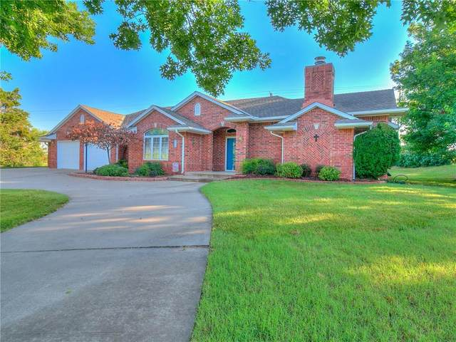 4608 W Canyon Road, Guthrie, OK 73044 (MLS #962731) :: Homestead & Co