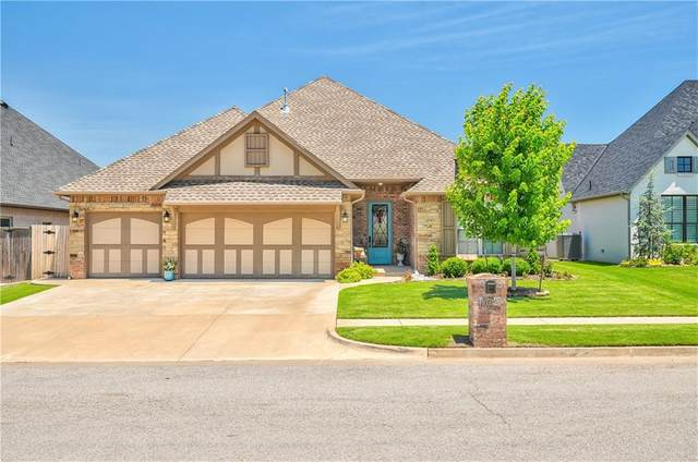 10312 Sunset Lane, Oklahoma City, OK 73120 (MLS #962738) :: KG Realty