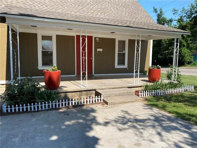 502 N Rock Island Avenue, El Reno, OK 73036 (MLS #962748) :: Keller Williams Realty Elite