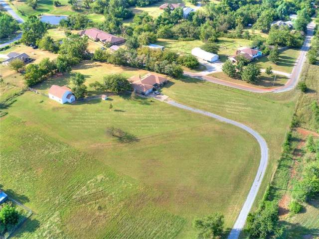 14217 SW 74th Street, Mustang, OK 73064 (MLS #962767) :: The UB Home Team at Whittington Realty